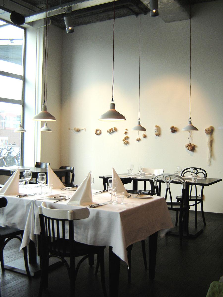 De witte tafel